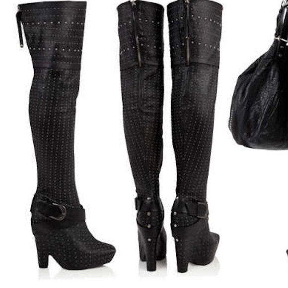 Sam Edelman Shoes - Thigh High Sam Edelman Boots NEW/NEVER WORN